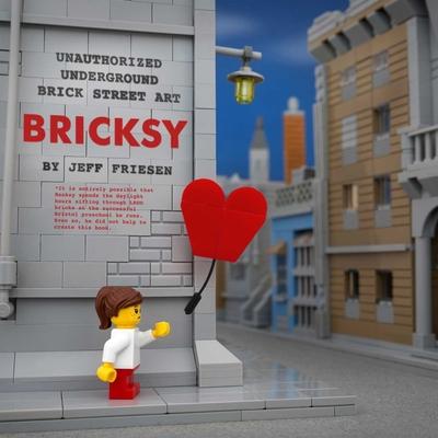 Cover for Bricksy