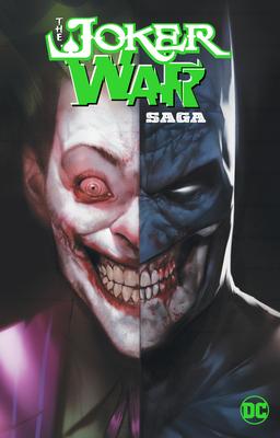 The Joker War Saga Cover Image