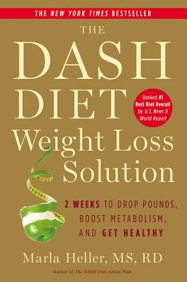 The Dash Diet Weight Loss Solution Cover