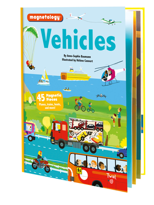 Magnetology: Vehicles Cover Image