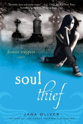Soul Thief: A Demon Trappers Novel Cover Image