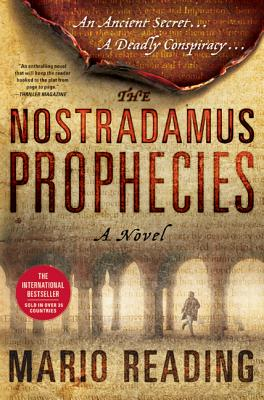 The Nostradamus Prophecies Cover