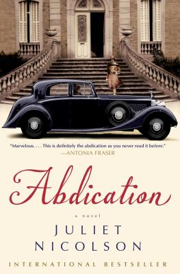 Abdication: A Novel Cover Image