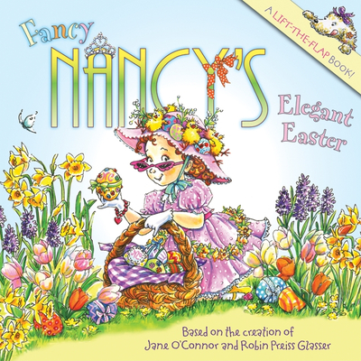 Fancy Nancy's Elegant Easter Cover