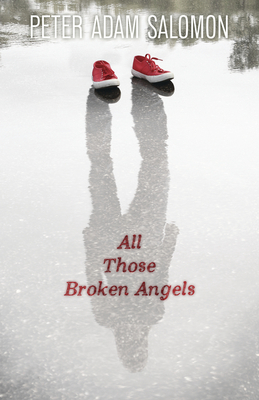 Cover for All Those Broken Angels