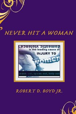 Never Hit a Woman Cover