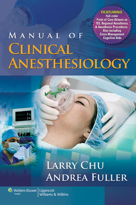 Manual of Clinical Anesthesiology Cover Image