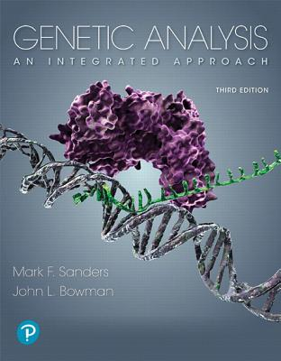 Genetic Analysis: An Integrated Approach Plus Mastering Genetics with Pearson Etext -- Access Card Package [With eBook] Cover Image
