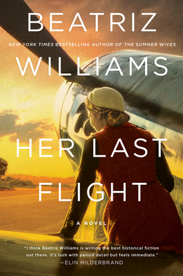 Her Last Flight: A Novel cover