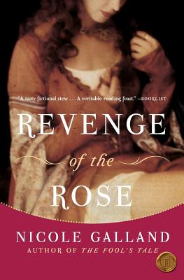 Revenge of the Rose Cover Image