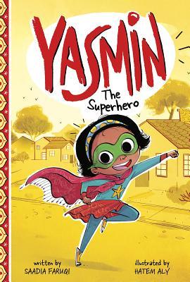 Yasmin the Superhero Cover Image