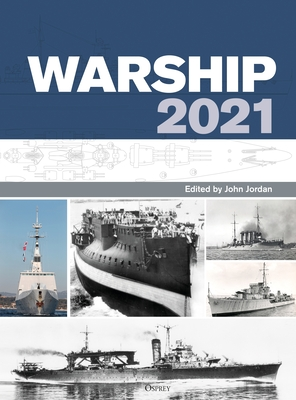 Warship 2021 Cover Image