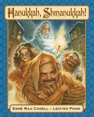 Hanukkah, Shmanukkah! Cover
