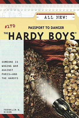 Passport to Danger (Hardy Boys #179) Cover Image