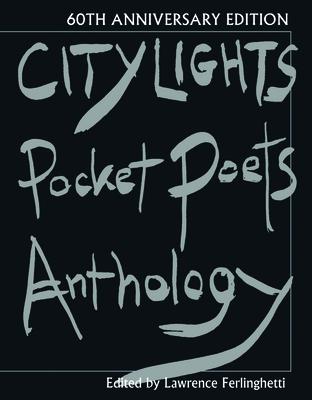 City Lights Pocket Poets Anthology Cover Image