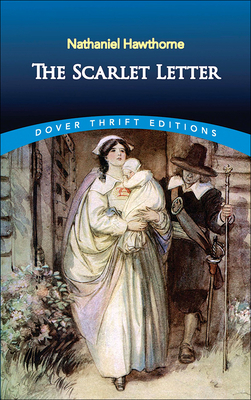 The Scarlet Letter (Dover Thrift Editions) Cover Image