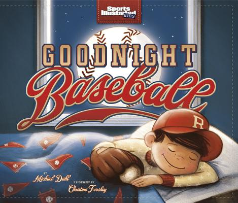 Goodnight Baseball Cover
