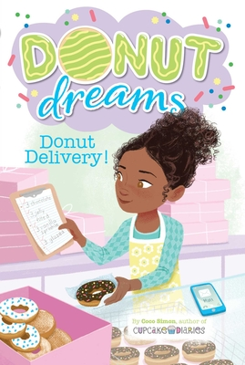Donut Delivery! (Donut Dreams #8) Cover Image