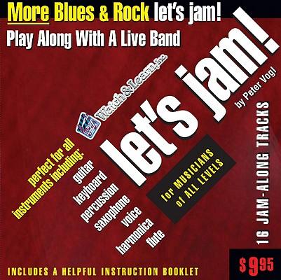 Let's Jam! More Blues & Rock Cover Image