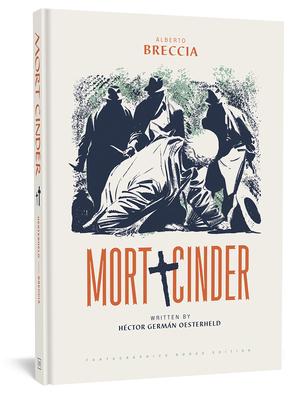 Mort Cinder (The Alberto Breccia Library) Cover Image