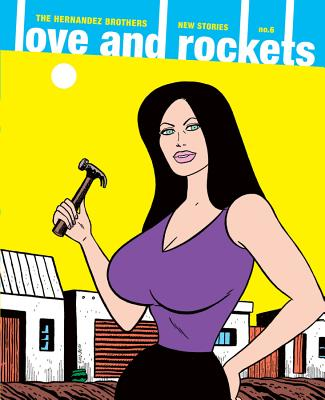 Love and Rockets Cover
