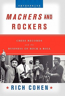 Machers and Rockers Cover