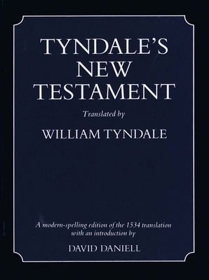 Cover for Tyndale's New Testament