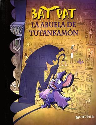 Bat Pat. La Abuela de Tutankamon 3 Cover