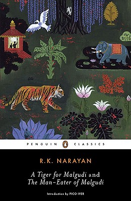 A Tiger for Malgudi and the Man-Eater of Malgudi Cover Image