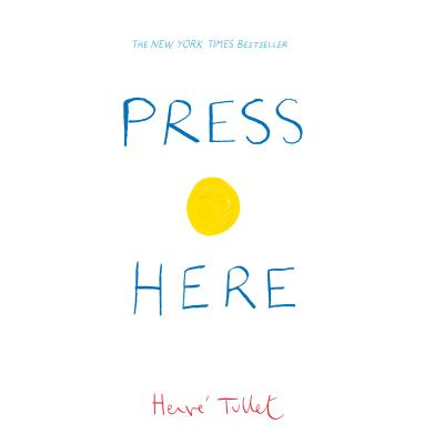 Press Here: The Big Book Cover Image