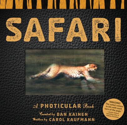 Safari: A Photicular Book Cover Image
