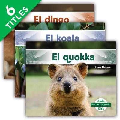 Animales de Australia (Australian Animals) (Set) Cover Image