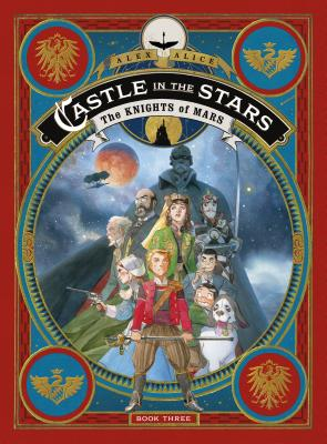 Castle in the Stars: The Knights of Mars Cover Image