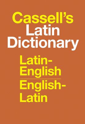 Cover for Cassell's Standard Latin Dictionary