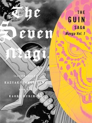 The Seven Magi Cover
