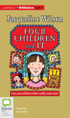 Four Children and It Cover Image