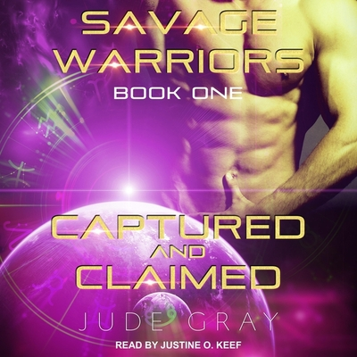 Captured and Claimed Cover Image