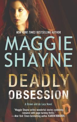Cover for Deadly Obsession