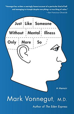 Just Like Someone Without Mental Illness Only More So Cover