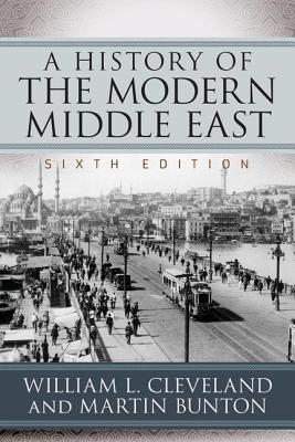 A History of the Modern Middle East Cover Image