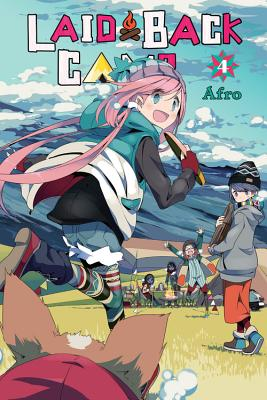 Laid-Back Camp, Vol. 4 Cover Image