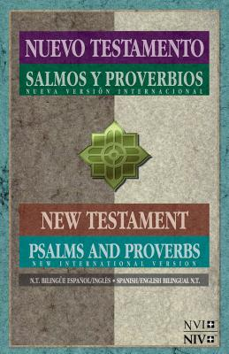 Spanish/English New Testament with Psalms & Proverbs-PR-NIV/NVI Cover Image
