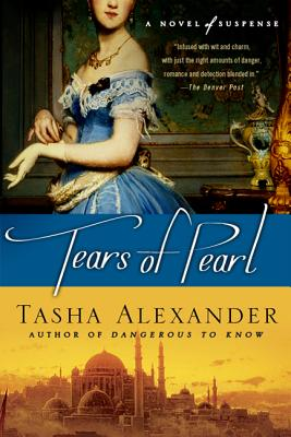 Tears of Pearl: A Novel of Suspense (Lady Emily Mysteries #4) Cover Image