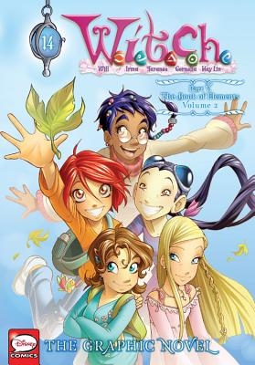 Cover for W.I.T.C.H.