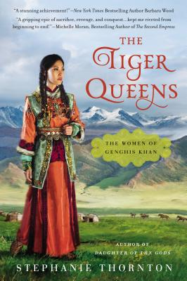 The Tiger Queens Cover Image