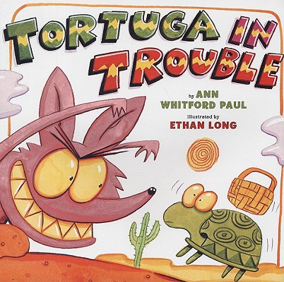 Cover for Tortuga in Trouble