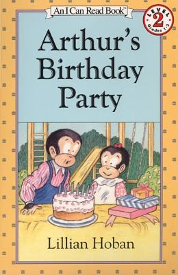 Arthur's Birthday Party (I Can Read Level 2) Cover Image