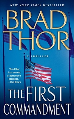 The First Commandment: A Thriller Cover Image