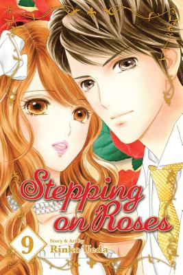 Stepping on Roses, Volume 9 Cover