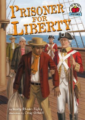 Prisoner for Liberty Cover